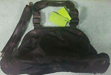 Wmns Nike Monika Standard Club Luxury Gym Training Bag - Black - NEW WITH TAGS