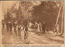 GRAND PRIX DE LA ROUTE CYCLISME ENTRE TOURNAN-EN-BRIE & FONTENAY-TRESIGNY MAGE