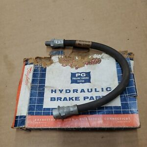 1949-1953 Mercury Ford NOS Brake Rubber Hose Line Front RAYBESTOS BH11190