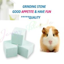 1Pc Green Mineral Substance Hamster Rat Chinchilla Rabbit Teeth Chew Toy Calcium