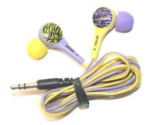 Maxell 190348 Wild Things Earbuds for Sony Ericsson XPeria Ray Active Mini Play