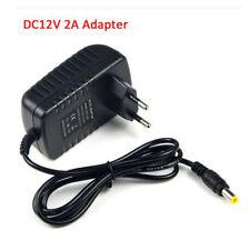 DC12V 3A Power Supply Adapter Driver Switch LED Strip Light EU Plug