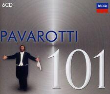Various Artists - 101 Pavarotti [New CD]