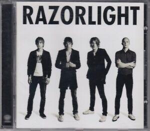 RAZORLIGHT Razorlight CD Album 2006 WIE NEU In The Morning Indie Rock Hits !