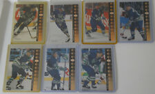 1994-95 Upper Deck UD SP Inserts Hartford Whalers Team Set of 7 Hockey Cards