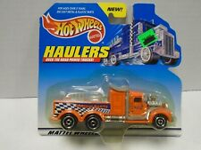Hot Wheels Mattel Haulers Racing Parts Orange Blue 050319AMCAR