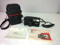 PENTAX IQ-ZOOM CAMERA 900 35mm Camera 38-90mm Zoom Lens Photo Art Photography