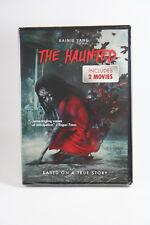 The Haunted DVD 2018 Rainie Yang BRAND NEW!  Horror 2 Movies! Wei-Ning Hsu