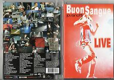 LORENZO JOVANOTTI DVD BUON SANGUE LIVE 2006