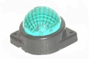 Universal LED Green Lens 12v Side Indicator Marker & Parking Light ECs