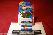 Hot Wheels - Rat-Ified - 2013 HW Racing - 146/250 1:64 - Gold Chrome