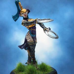 Painted Darkage Miniature Dragyri III