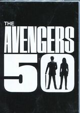 The Avengers 50th Anniversary Complete 72 Card Base Set