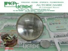 Headlight Fiat 600 1st Series Siem with Lamp Holder + Lamp