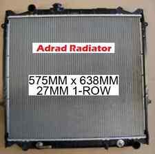Radiator Toyota Prado Landcruiser KZJ95R 3L 1KZ 1996-03 Turbo Diesel 4Cly Adrad