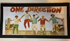 ONE DIRECTION POSTER Group Shot With Signature NEW 10✖️20