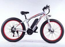 """ebike Electric Mountain Bike 26"""" FAT TIRE 4.0 E-MTB 48v 1000W electric bike 🚲"""