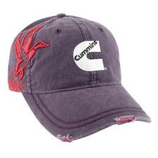 Cummins baseball hat ball cap Dodge mallard dry duck sun visor turbo RAM 4X4 3-D