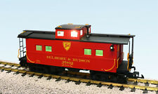 USA Trains 12160 G Scale Center Cupola Caboose Delaware & Hudson