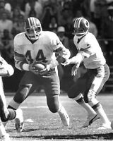 Washington Redskins JOHN RIGGINS & JOE THEISMANN Glossy 8x10 Photo Print Poster