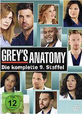 Grey's Anatomy (À coeur ouvert)  SAISON 9  Neuf #