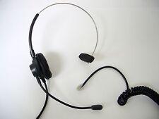 T100-198 Headset for NEC DTU DTP DTH DTERM ASPIRE DSX DTL DT310 DT330 DT700 730