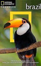 National Geographic Traveler: Brazil, New, Bill Hinchberger Book