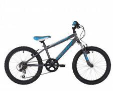 Vélos bleu acier