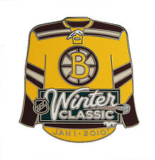 Jan 1 2010 Boston NHL Winter Classic Boston Bruins Jersey Pin Fenway Park