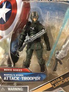 Hasbro: Marvel - Captain America, Hydra Attack Trooper, Factory Sealed!