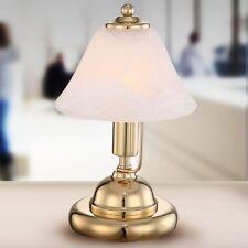 Tisch Lampe Büro Design Leuchte Beleuchtung Wohn Ess Zimmer Diele GOLD SILBER
