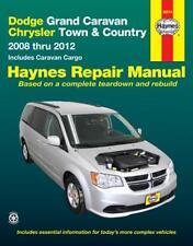 Grand Caravan /Town & Country Haynes Repair Manual for 2008 to 2012 #30014