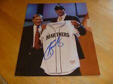 Phillippe Aumont Seattle Mariners Signed/Auto 8x10 Photo  COA