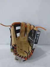 New listing Wilson WTA20RB19JA27GM 11.5in Right Hand Throw Leather Baseball Glove