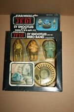 1977 hasta 1985 Star Wars Sy Snootles and the Rebo banda ROTJ