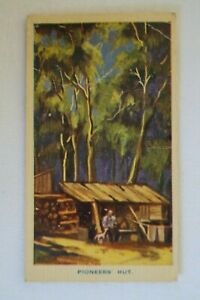 Hoadley's Chocolates Vintage Australia Birth of a Nation Series Pioneer's Hut