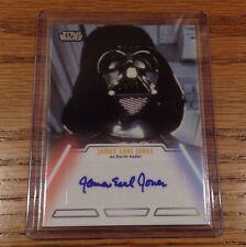 Star Wars Jedi Legacy - James Earl Jones as DARTH VADER - Autograph