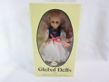 """House of Global Art Germany Collector Doll 8"""" Inch House of Goebel"""