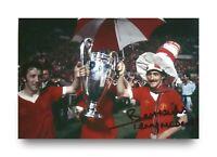 Terry McDermott Signed 6x4 Photo Liverpool England Autograph Memorabilia + COA