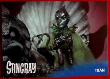 "STINGRAY - ""Stingray"" - TITAN - Card #02 - Unstoppable 2017 - Gerry Anderson"