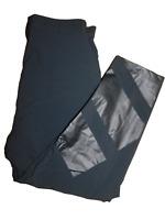 NEW NWT Men's ADIDAS EQT Bold Tapered Black Track Running Pants MEDIUM $90