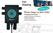 Qi Wireless Car Charger Vehicle Cradle Holder for iPhone Sumsung Nokia..FAST USA
