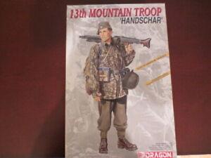 "Dragon 1/16 Warrior Series 13th Mountain Troop ""Handschar"""