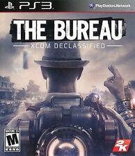 The Bureau XCOM Declassified PS3