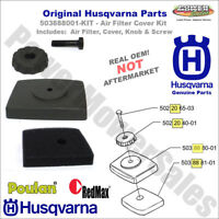 503888001-KIT Husqvarna Air Filter Cover Kit for 323, 322 Trimmers & More