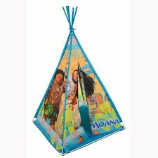 DISNEY MOANA Tenda Gioco Tepee Wigwam sala giochi Hideaway bambini