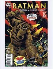 DC Comics, Batman: Gotham After Midnight #3 2008 - NM (Unread copy)