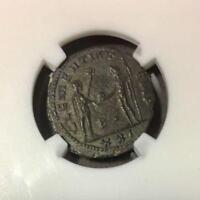 Roman Empire Probus, AD 276-282 NGC XF ***Rev Tye's Stache*** #000875