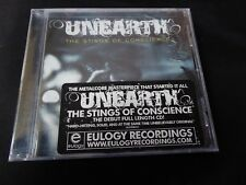 Unearth - Stings of Conscience (SEALED NEW CD 2001) LAMB OF GOD DIECAST