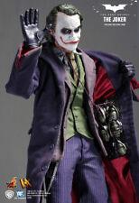 Joker Hot Toys DX01 1/6 Figure NEW NUEVO Batman The Dark Knight Heath Ledger